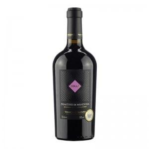 Vinho Zolla Primitivo Di Manduria Tinto 750 ml