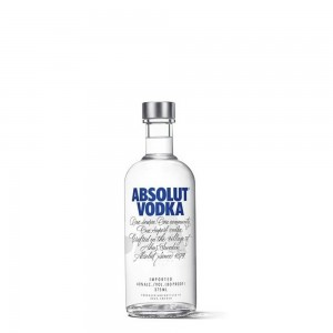 Vodka Absolut 375 ml