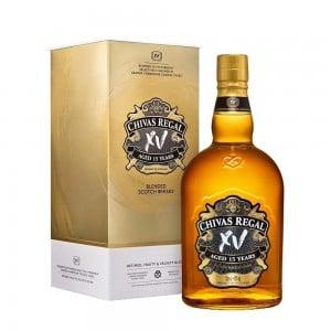 Whisky Chivas Regal XV Anos 750 ml