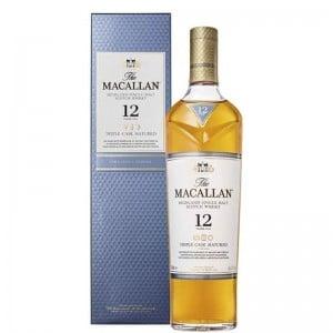 Whisky The Macallan Triple Cask 12 Anos 700 ml