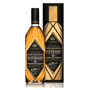 Whisky Antiquary Blended 12 Anos 700 ml