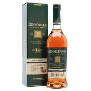 Whisky Glenmorangie Quinta Ruban 14 Anos 750 ml