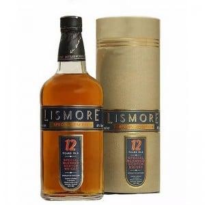 Whisky Lismore Blended 12 Anos 700 ml