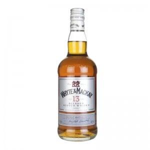 Whisky Whyte & Mackay 13 Anos 700 ml