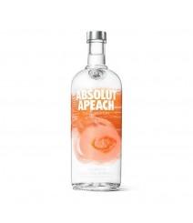 Vodka Absolut Apeach 1000 ml