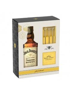 Kit Whisky Jack Daniel Honey 1000 ml
