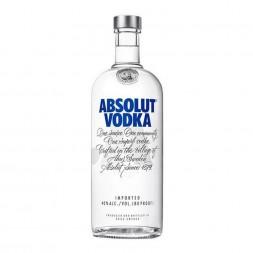 Vodka Absolut Natural 1000 ml