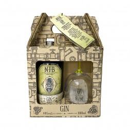 Gin Nib Pera 1000 ml + Taça