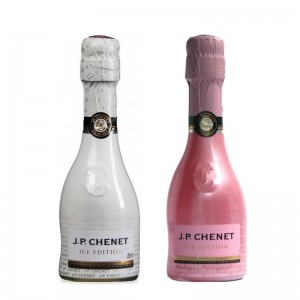 Kit Espumante J.P. Chenet Ice Edition 200 ml + Espumante J.P. Chenet Ice Rose 200 ml