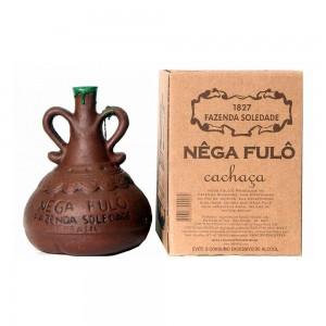 Cachaça Nega Fulo Terra Cota 700 ml