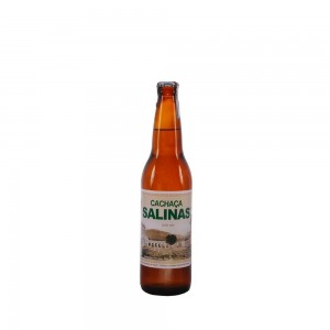 Cachaça Salinas Garrafa 600 ml