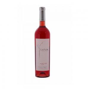 Vinho La Flor De Pulenta Malbec Rosé 750 ml