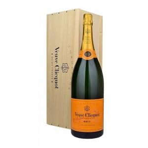Champagne Veuve Clicquot Brut Jeroboam 3000 ml