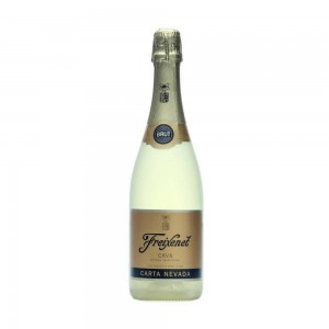 Espumante Freixenet Cava Carta Nevada Brut 750 ml