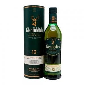Whisky Glenfiddich 12 Anos 750 ml