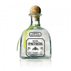 Tequila Patrón Silver 750 ml