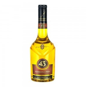 Licor 43 Diego Zamora 700 ml