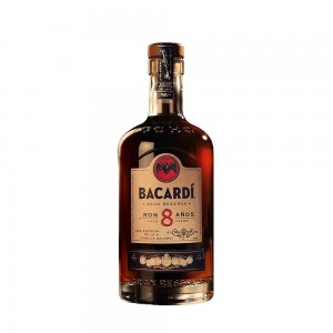 Rum Bacardi 8 Anos 750 ml