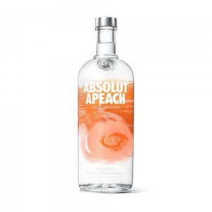 Vodka Absolut Apeach 1000 ml