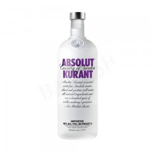 Vodka Absolut Kurant 1000 ml B