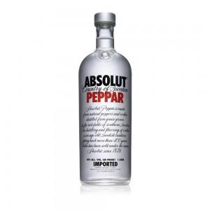 Vodka Absolut Peppar 1000 ml