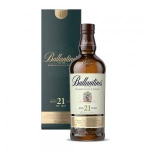 Kit Whisky Ballantines 21 Anos 700 ml
