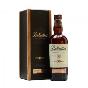 Kit Whisky Ballantines 30 Anos 700 ml