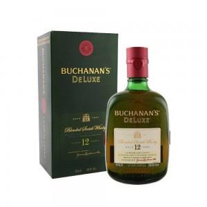 Whisky Buchanan's Finest Blended 1000 ml