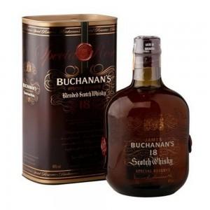 Whisky Buchana's Special Reserve 18 Anos 750 ml