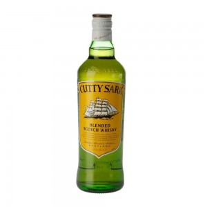 Whisky Cutty Sark Blended 1000 ml