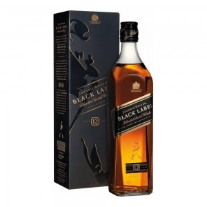 Whisky Johnnie Walker Black Label 12 Anos 1000 ml