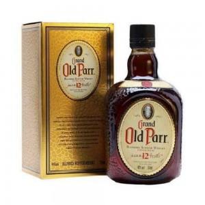 Whisky Old Parr De Luxe 1000 ml