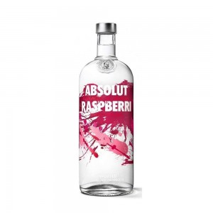 Vodka Absolut Raspberri 1000 ml