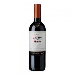 Vinho Casillero Del Diablo Carmenère 750 ml