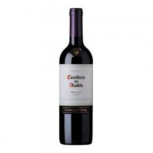 Vinho Casillero Del Diablo Merlot 750 ml