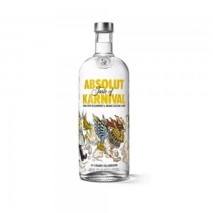 Vodka Absolut Karnival 1000 ml