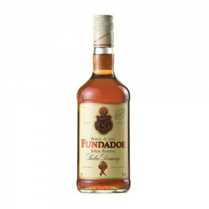 Conhaque Fundador Solera Reserva 750 ml