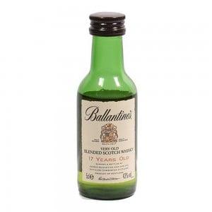 Whisky Ballantines 17 Anos 50 ml