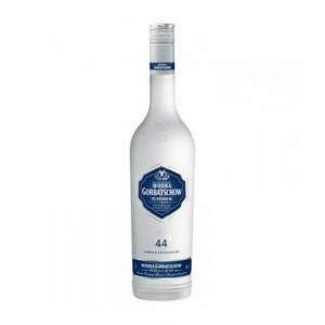 Vodka Gorbatschow Platinum 44 700 ml