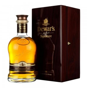 Whisky Dewars Signature 750 ml