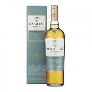 Whisky The Macallan Fine Oak 15 Anos 700 ml