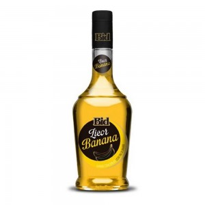 Licor Bid Banana 720 ml