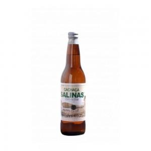 Cachaça Salinas Cristalina 600 ml