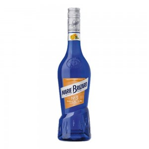 Licor Marie Brizard Curacau Blue 700 ml