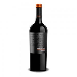 Vinho Punto Final Cabernet Sauvignon Reserva Etiqueta Preta 750 ml