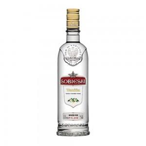 Vodka Sobieski Vanilia 1000 ml