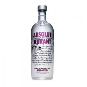 Vodka Absolut Kurant 1000 ml C