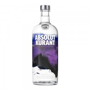 Vodka Absolut Kurant 1000 ml A