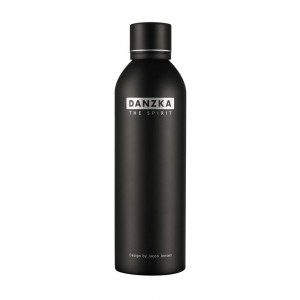 Vodka Danzka The Spirit 1000 ml Design By Jacobi Jansen