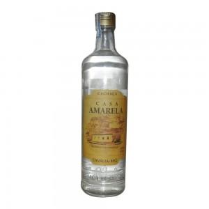 Cachaça Casa Amarela Premium Prata 670 ml
